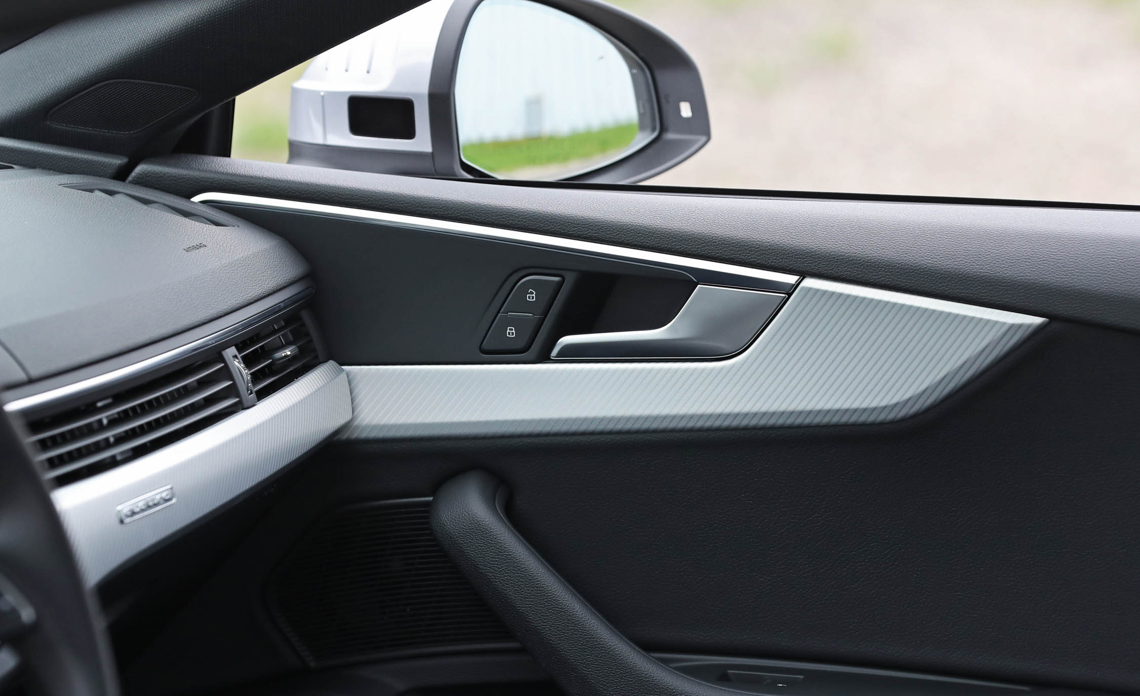 2018 Audi A5 Coupe Interior View Door Panel (Photo 30 of 50)