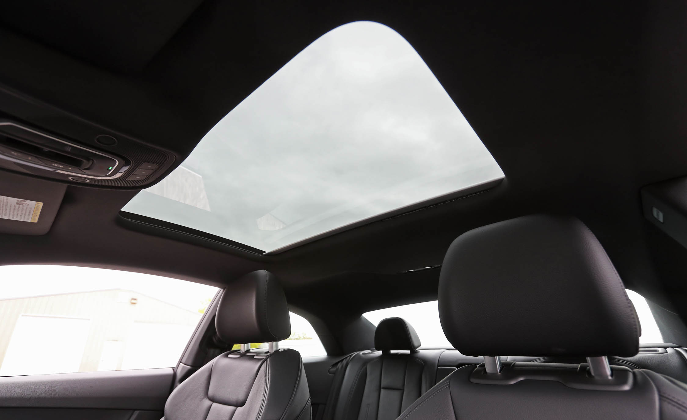 2018 Audi A5 Coupe Interior View Sunroof (Photo 39 of 50)