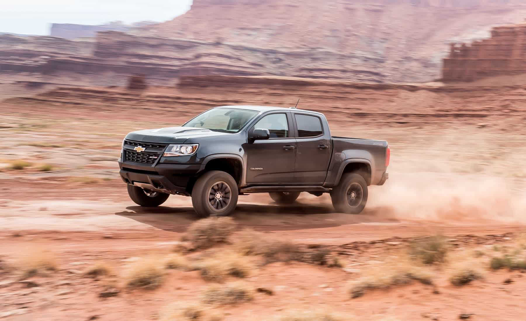 2017 Chevrolet Colorado ZR2 Pictures Gallery (16 Images)