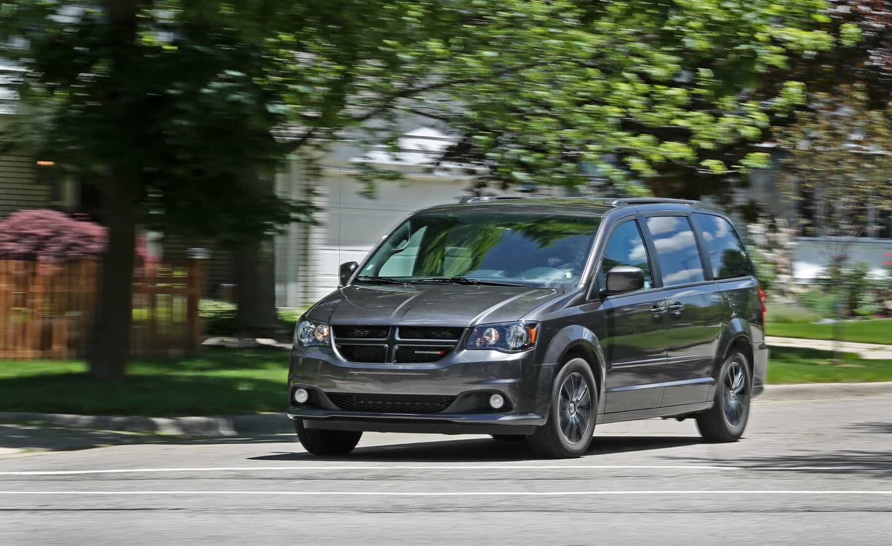 2017 Dodge Grand Caravan Test Drive (Photo 37 of 47)