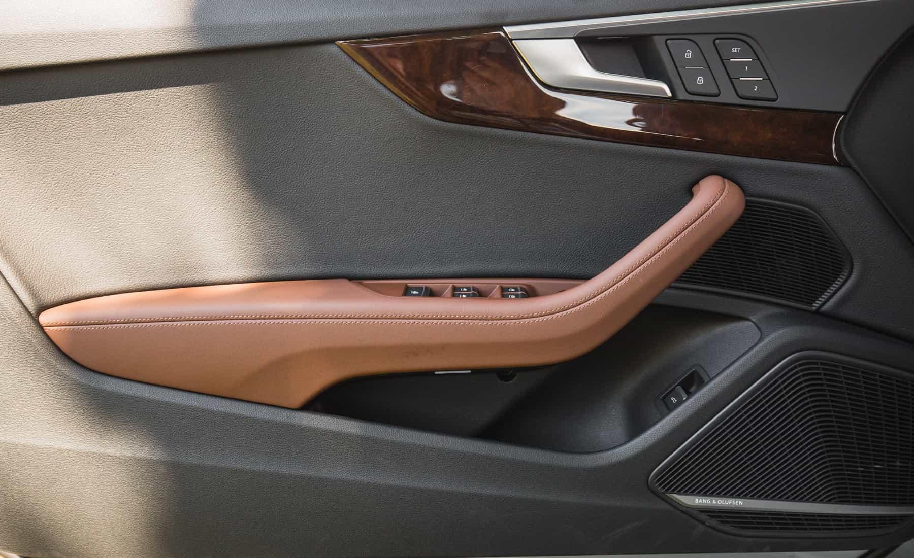 2018 Audi A5 Cabriolet Interior Door Trim Front (Photo 24 of 45)