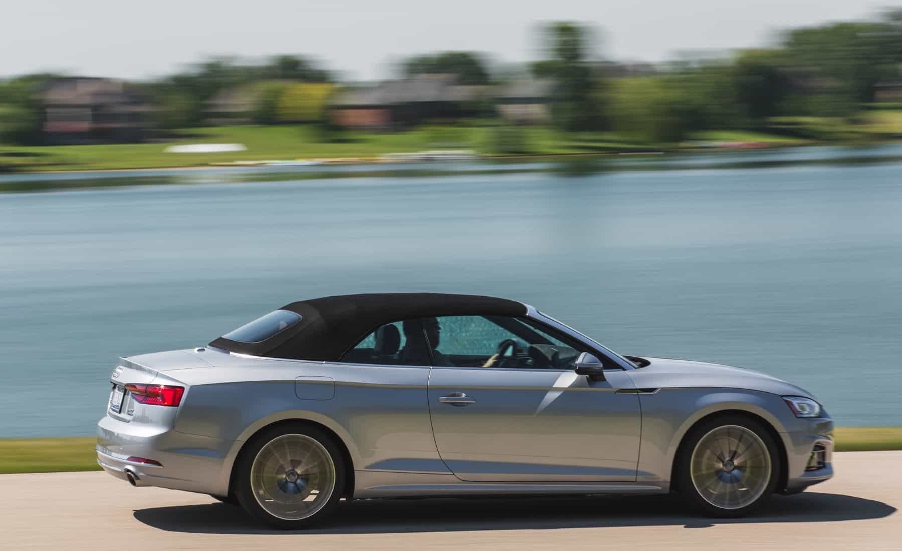2018 Audi A5 Cabriolet Test Drive (Photo 7 of 45)