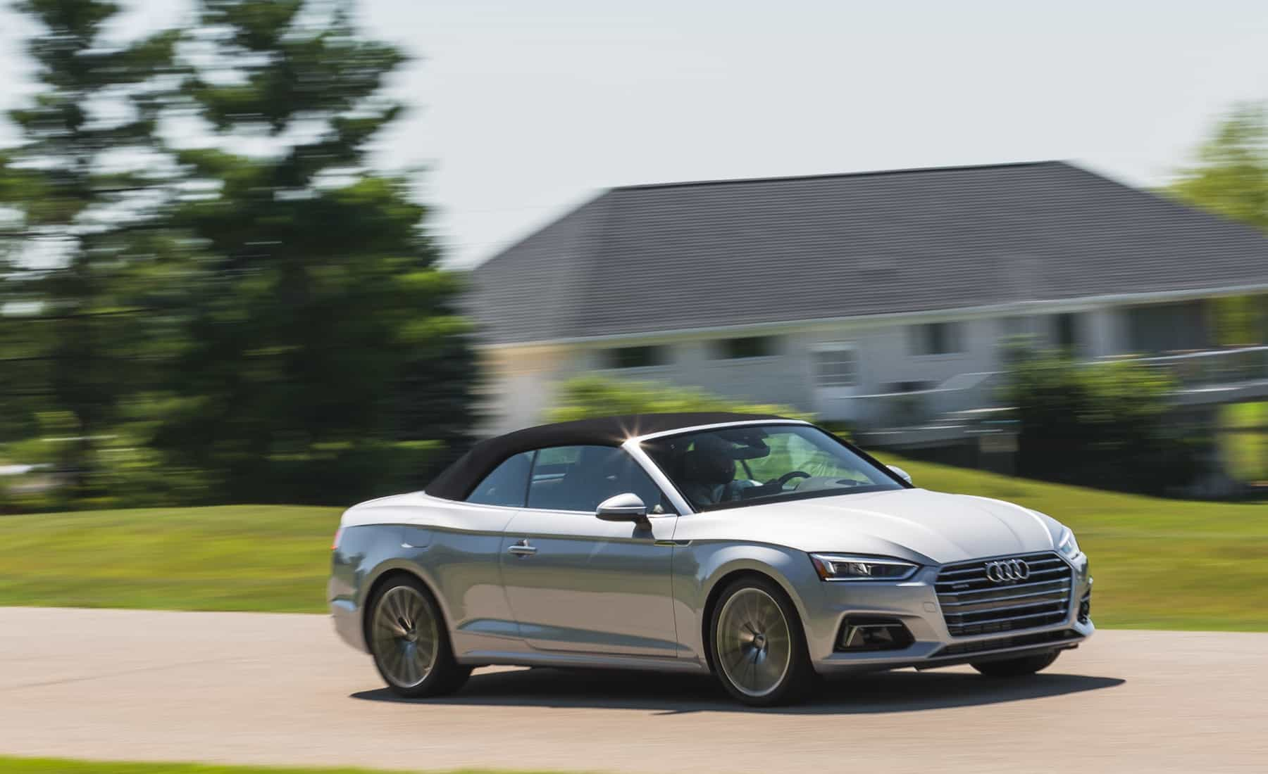 Featured Image of 2018 Audi A5 Cabriolet