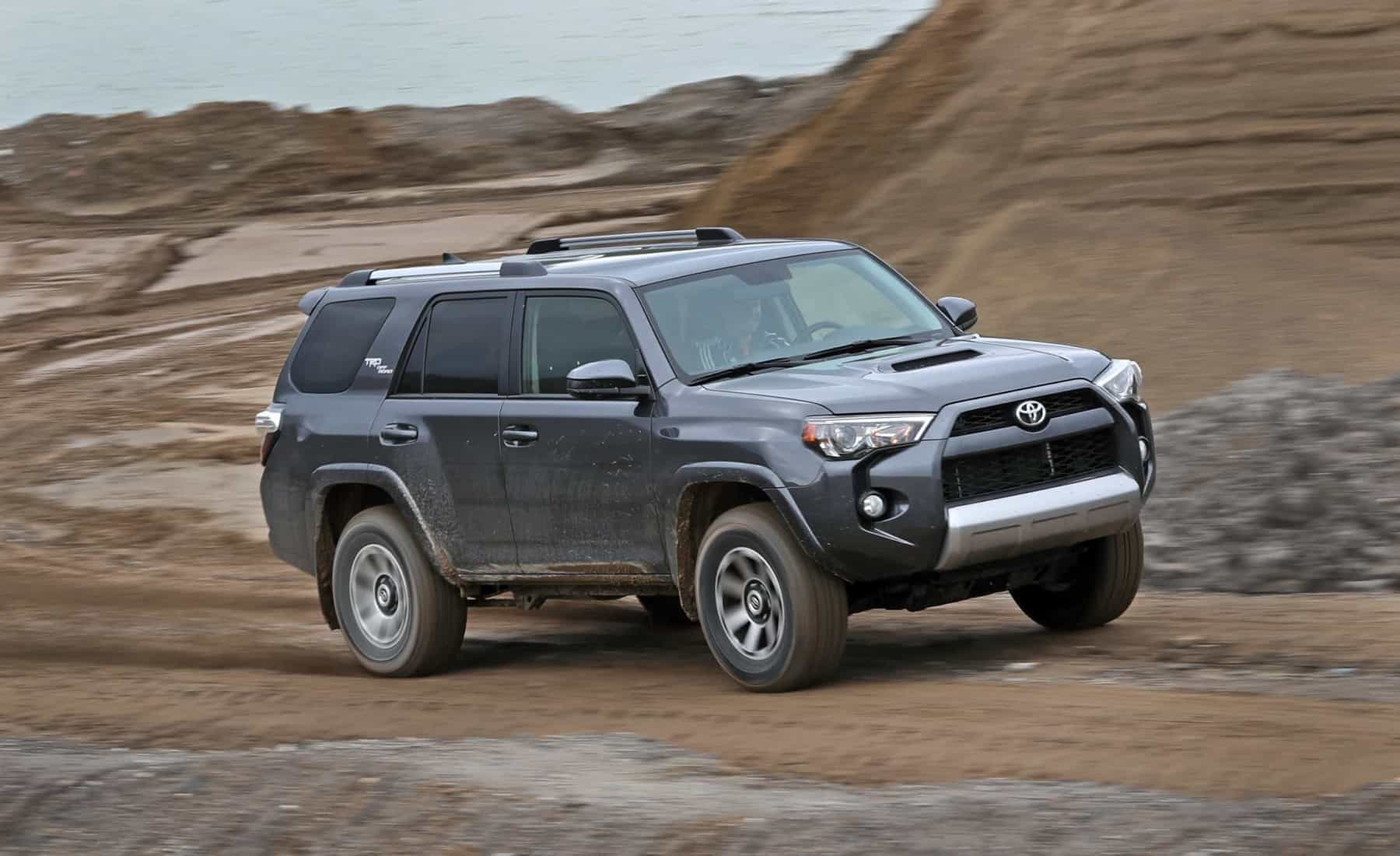 Featured Image of 2017 Toyota 4Runner