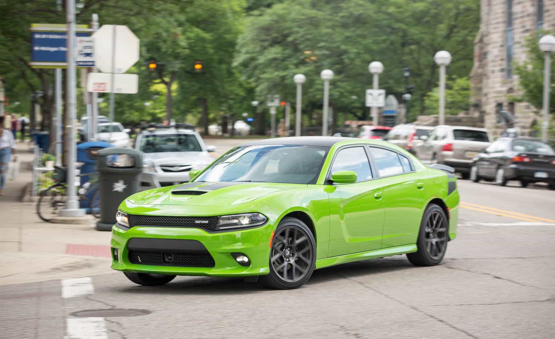 2017 Dodge Charger Daytona 5.7L V8 Green Metallic (Photo 27 of 38)