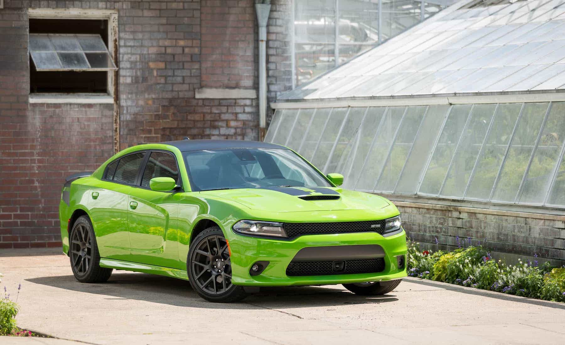 2017 Dodge Charger Daytona 5.7L V8 Exterior (Photo 26 of 38)