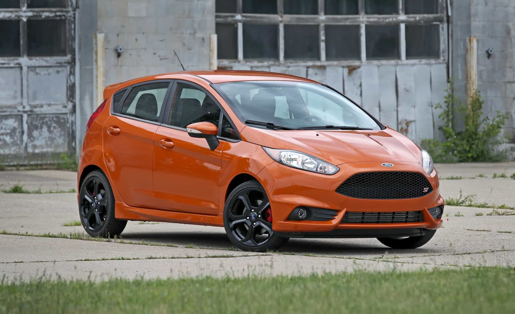 Featured Image of 2017 Ford Fiesta ST
