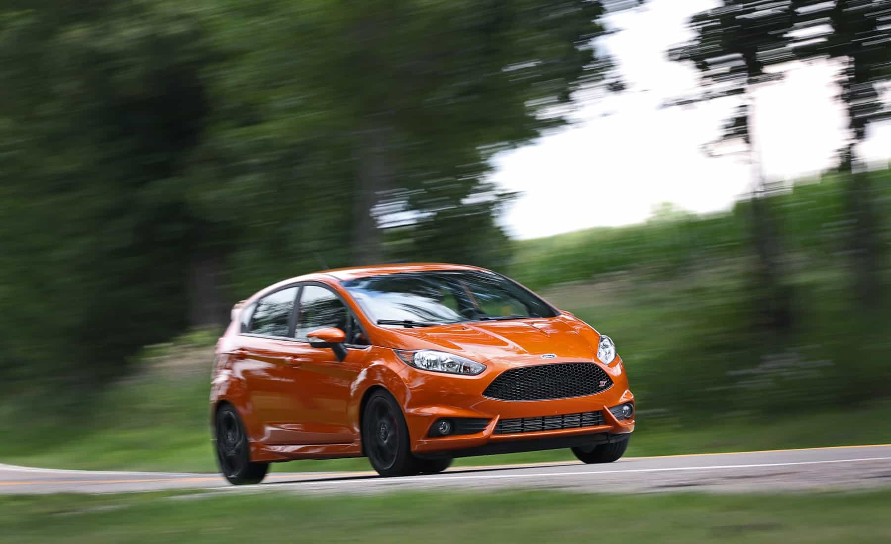2017 Ford Fiesta ST Test Drive (Photo 35 of 47)