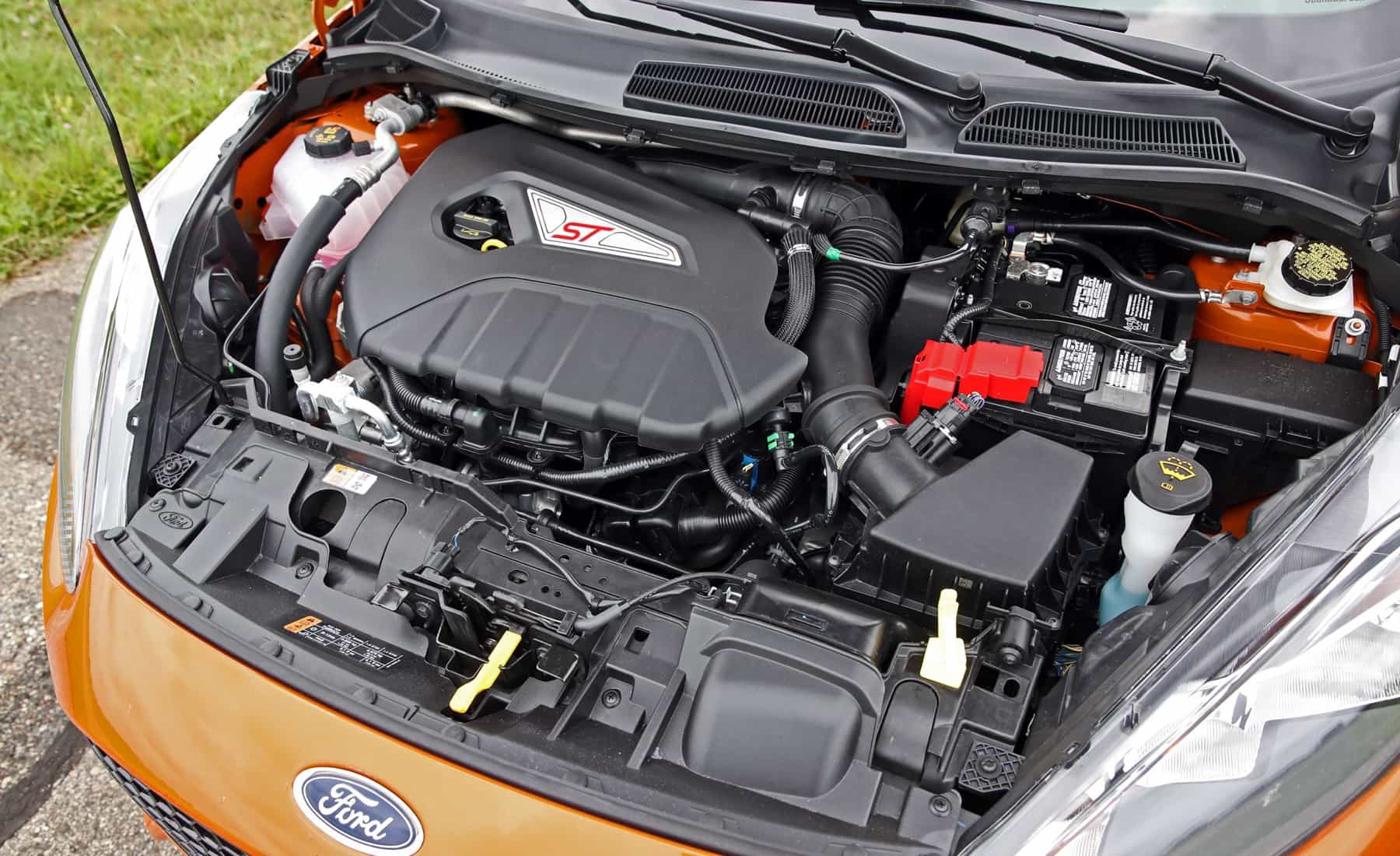 2017 Ford Fiesta ST View Engine (Photo 46 of 47)