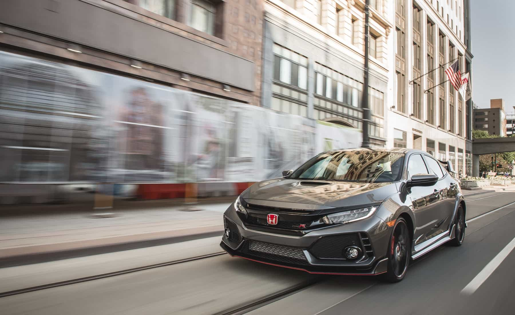 2017 Honda Civic Type R Test Drive (Photo 2 of 48)
