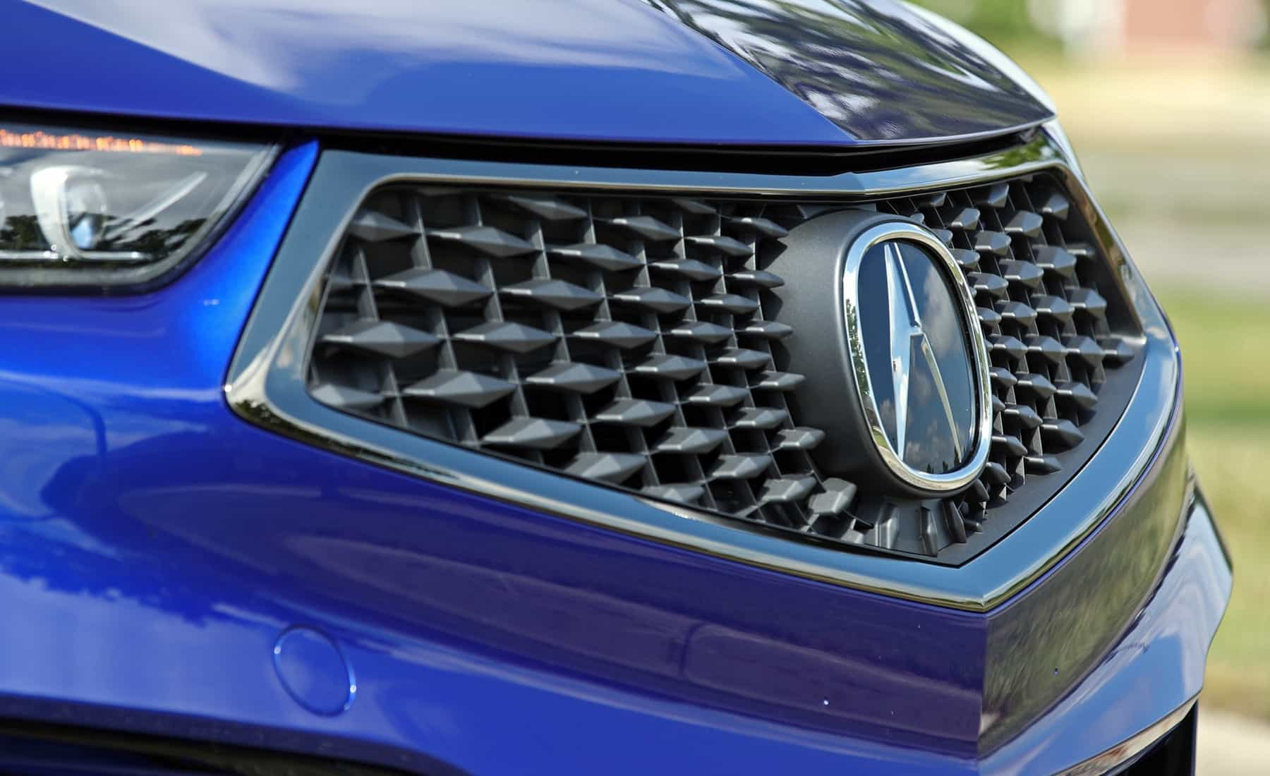 2018 Acura TLX Exterior View Grille (Photo 8 of 46)