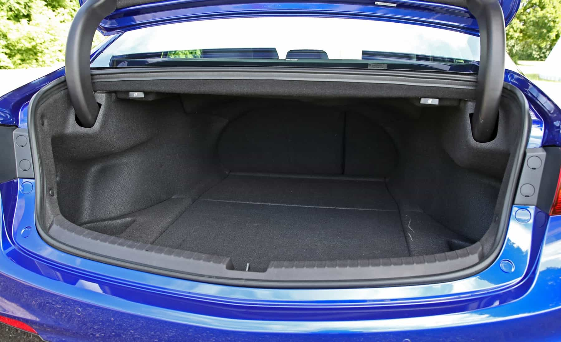 2018 Acura TLX Interior View Trunk (Photo 36 of 46)