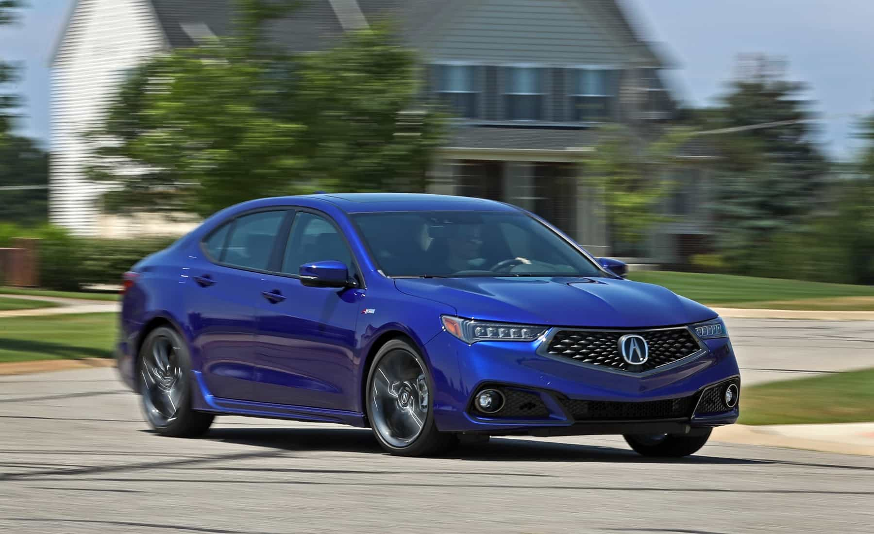 2018 Acura TLX (Photo 1 of 46)