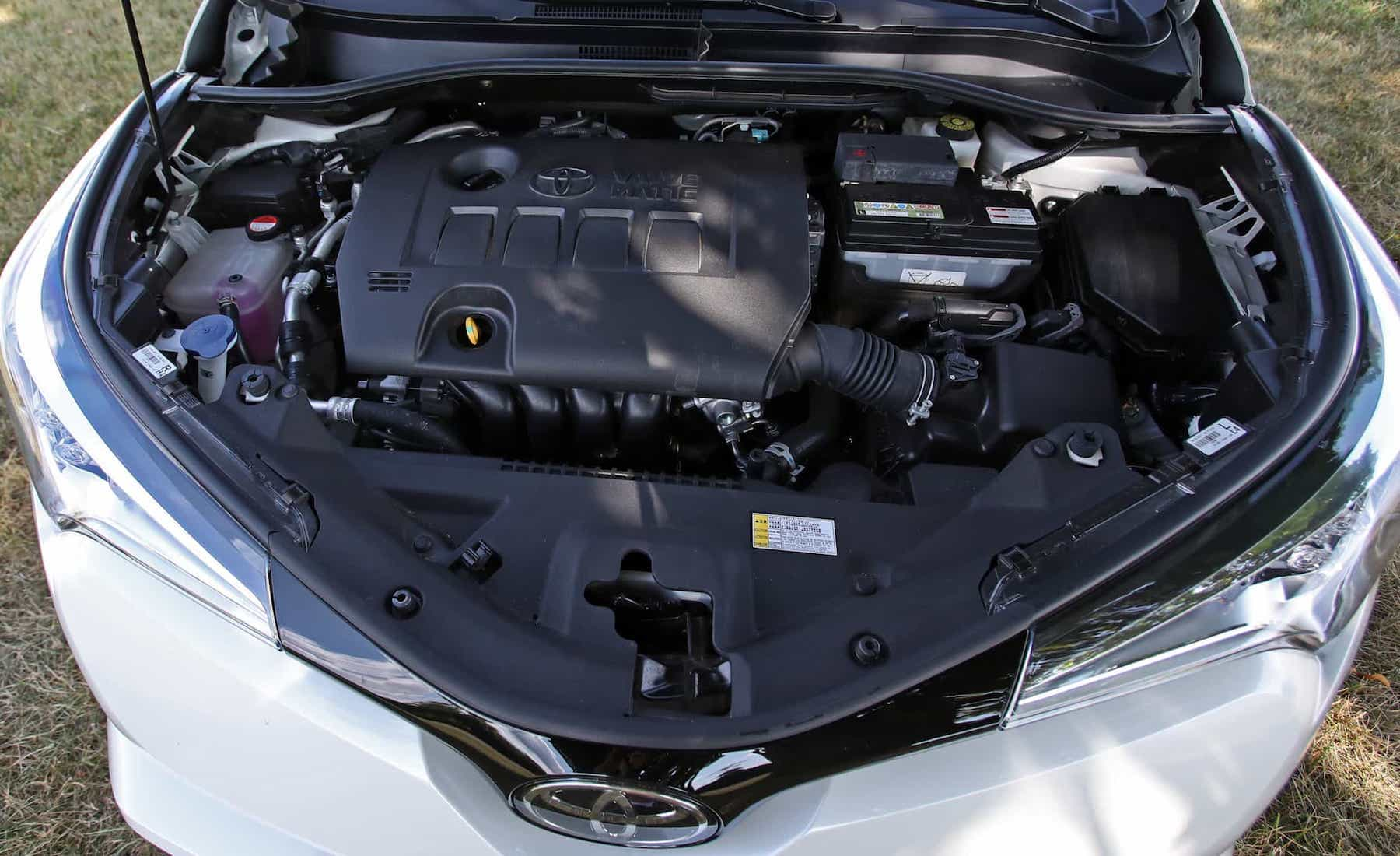 2018 Toyota C HR XLE Premium View Engine (Photo 3 of 52)