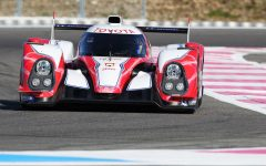 2012 Toyota Racing TS030 Hybrid Tested