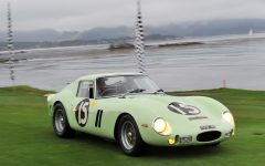 1962 Ferrari GTO Most Expensive Car with $ 35 million