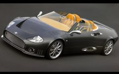 2006 Spyker C12 LaTurbie Concept Review
