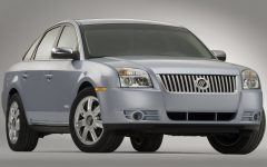 2008 Mercury Sable Review