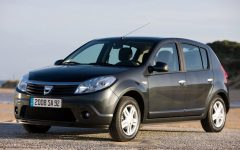 2009 Dacia Sandero Review