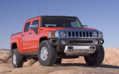 2009 Hummer H3T Alpha Review