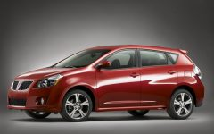 2009 Pontiac Vibe Concept Review