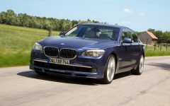 2010 Alpina BMW B7 Bi-Turbo Review