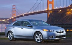 2011 Acura TSX Sedan Concept Review