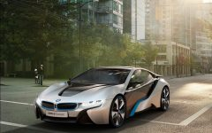 2011 BMW i8 Contemporary Sport Car Concept