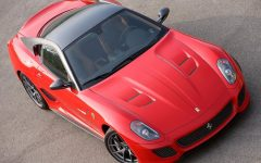 2011 Ferrari 599 GTO Concept Review