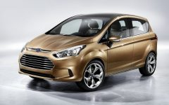 2011 Ford B-MAX Review