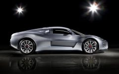 2011 Gumpert Tornante by Touring and Gumpert