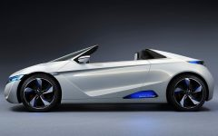 2011 Honda EV-Ster Review