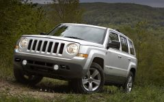 2011 Jeep Patriot Review