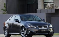 2011 Lexus IS 350 Review