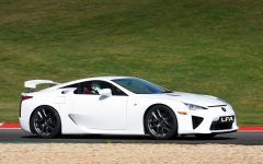 2011 Lexus LFA Review