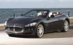 2011 Maserati GranCabrio Review