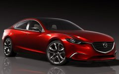 2011 Mazda Takeri Concept Launched at Tokyo Motor Show November