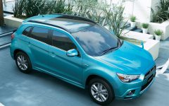 2011 Mitsubishi RVR Review