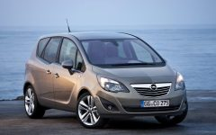 2011 Opel Meriva Review