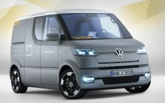 2011 Volkswagen eT Courier Concept Review
