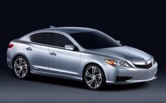 2012 Acura ILX Review