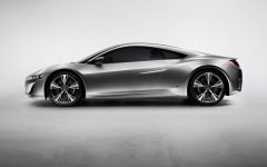 2012 Acura NSX Concept Review