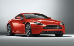 2012 Aston Martin V8 Vantage Review