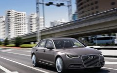 2012 Audi A6 L e-tron Electric Car