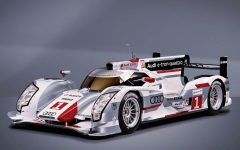 2012 Audi R18 E-Tron Hybrid Quattro at 24 hours of Le Mans
