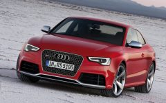 2012 Audi RS5 Coupe Review
