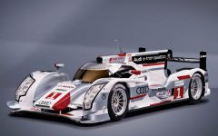 Audi Dominted 24 hours of Le Mans 2012