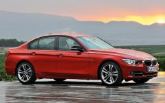 2012 BMW 3-Series Sedan Dynamic Sport Concept