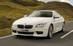 2012 BMW 640d Coupe New Design Concept