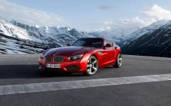 2012 BMW Zagato Coupe Review